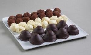 מגש שוקולד